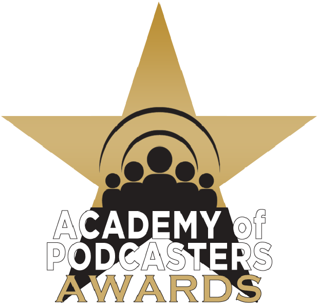 Academy of Podcasters award