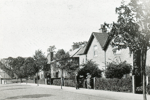 Bournville 1890s